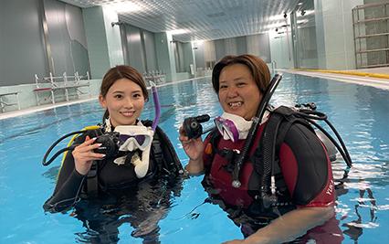 QUESTION #02.マレアでダイビングを始めて良かったことはなんですか?