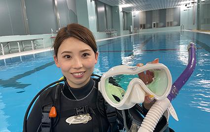 QUESTION #05. これからダイビングを始める未来のダイバーへ
